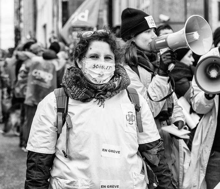 Lutte de la santé, lutte féministe !