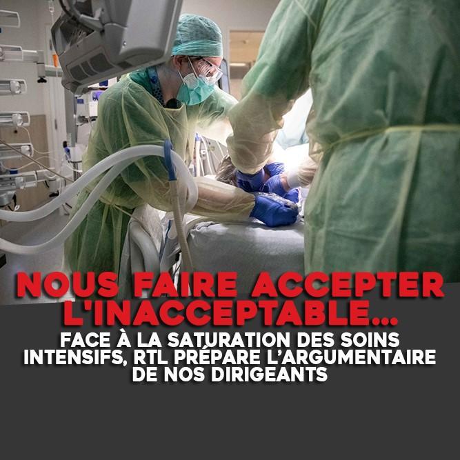 NOUS FAIRE ACCEPTER L'INACCEPTABLE