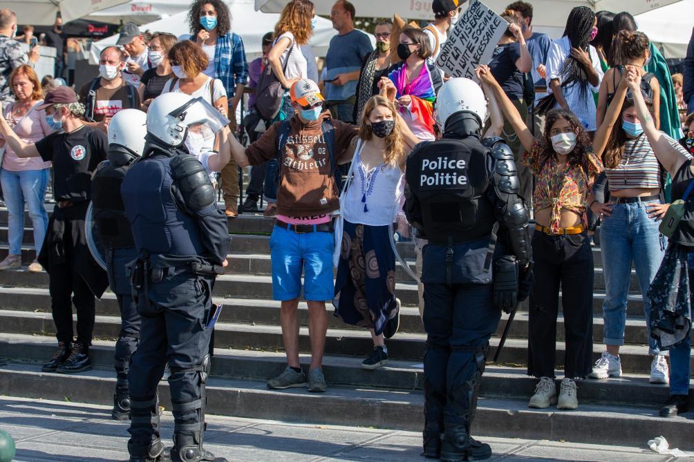 Manifestation du 13 septembre : revue de presse