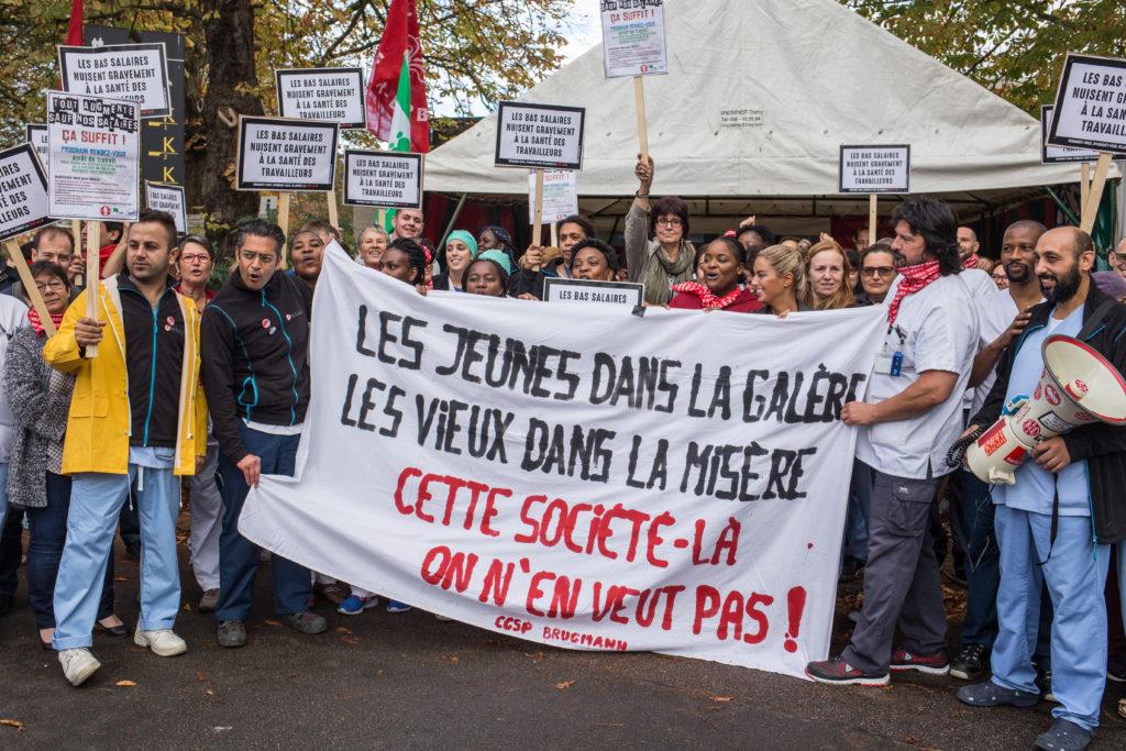 Entretien avec Karim Brikci-Nigassa (CGSP ALR) : « Il faut renouer avec un syndicalisme de lutte et de changement de société »