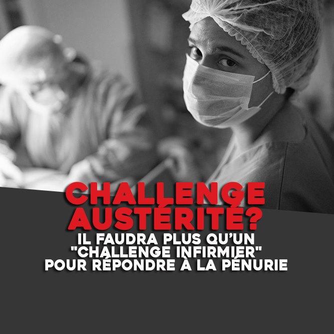Challenge austérité à Saint-Luc ?