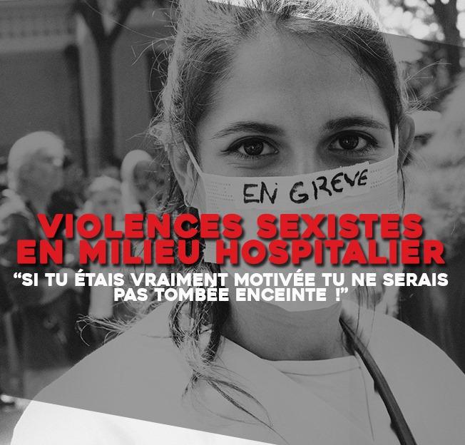 Témoignage de terrain : Violences sexistes en milieu hospitalier